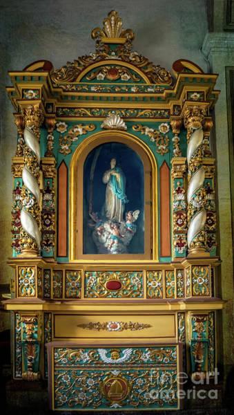 Wall Art - Photograph - Altar De La Inmaculada Concepcion by Adrian Evans