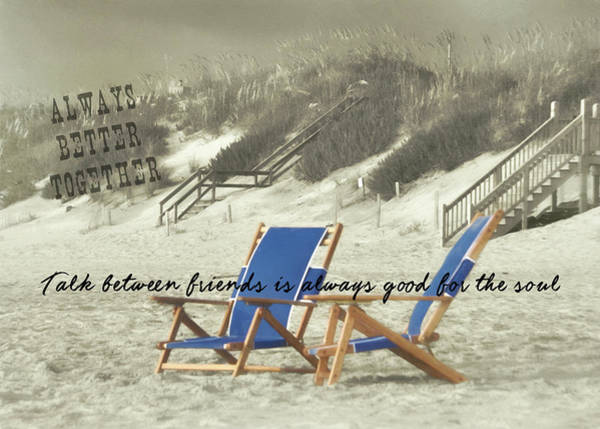 Photograph - Alter Ego Quote by JAMART Photography