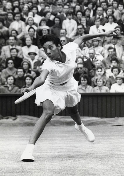 Tennis Photograph - Althea Gibson Dies by Hulton Archive