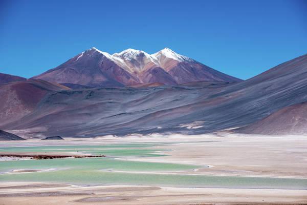Altiplano View Art Print