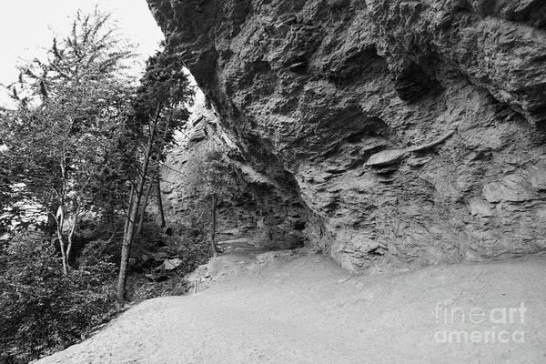 Photograph - Alum Cave Bluffs by Phil Perkins