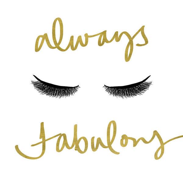 Fabulous Digital Art - Always Fabulous by Sd Graphics Studio