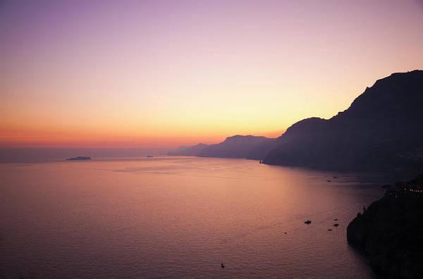 Capri Photograph - Amalfi Coast by Spooh