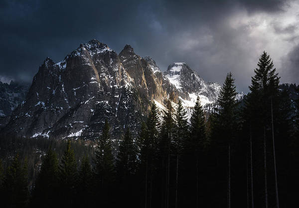 Photograph - Amazing Dolomites by Suleyman Derekoy