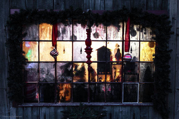 Photograph - Ambiance Of Christmas  by T-S Fine Art Landscape Photography