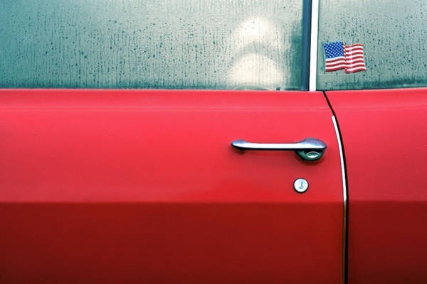Wall Art - Photograph - American Automobile by Todd Klassy