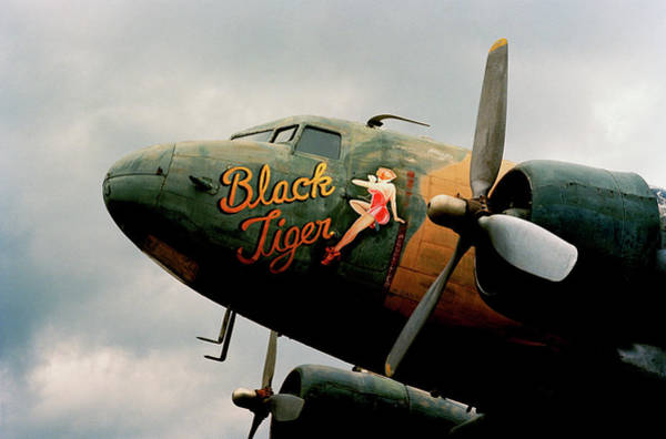 Photograph - American Bomber by Shaun Higson
