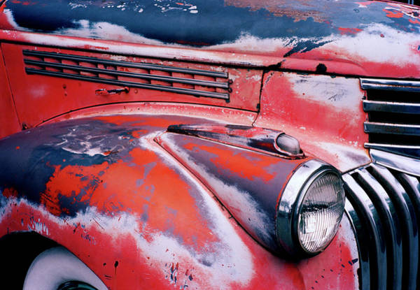 Photograph - American Chevy by Shaun Higson
