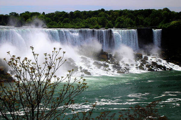 Photograph - American Falls - 10 by Doc Braham