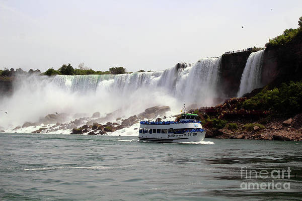 Photograph - American Falls - 13 by Doc Braham