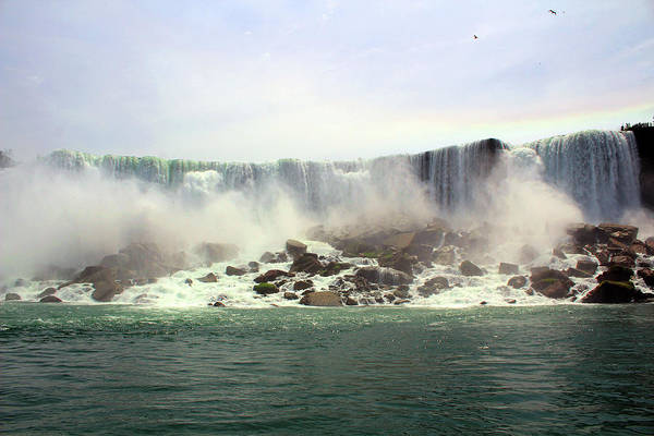 Photograph - American Falls - 14 by Doc Braham