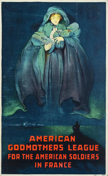 Western New York Wall Art - Photograph - American Godmothers League Poster by The New York Historical Society