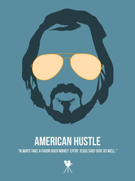 Wall Art - Digital Art - American Hustle by Naxart Studio