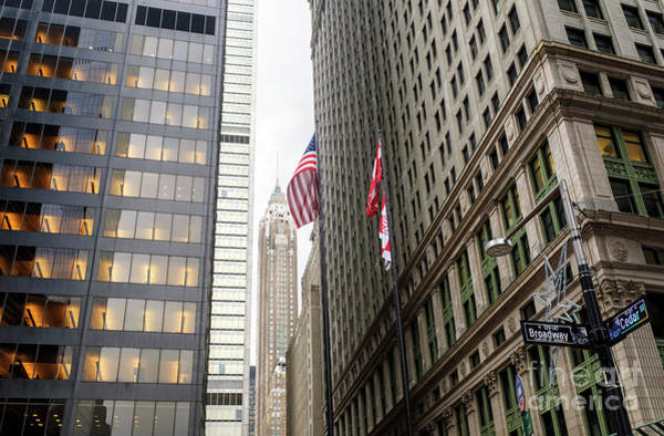 Photograph - American International Building New York City by John Rizzuto