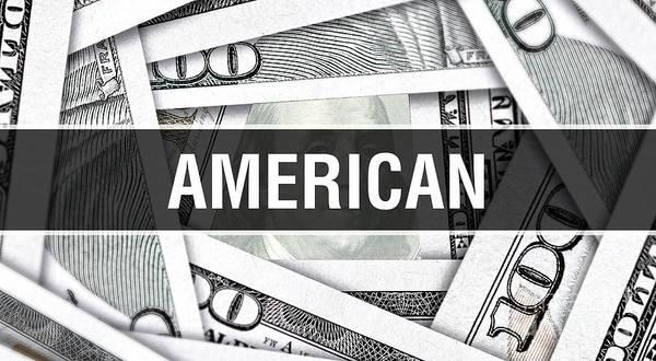 Insurance Digital Art - American People. American Dollars Cash Money. American At Dollar Banknote. Financial Usa Money Bank by Borka Kiss