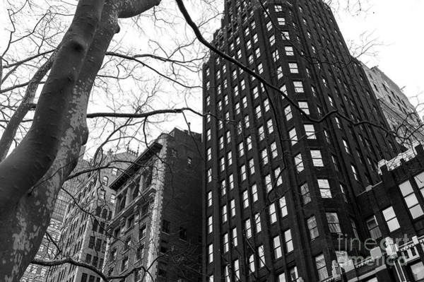 Photograph - American Radiator Building New York City by John Rizzuto