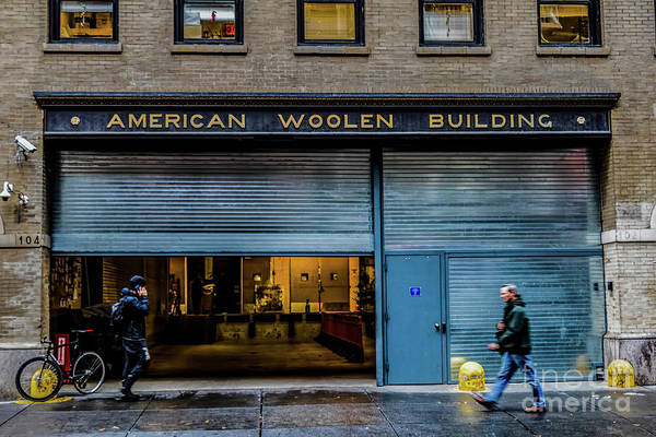 Photograph - American Woolen Building by Thomas Marchessault