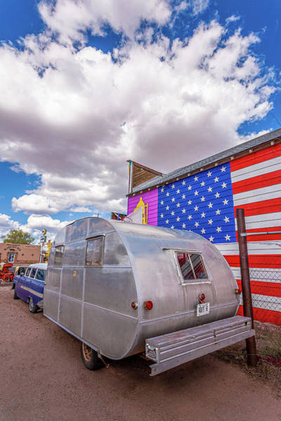 Route 66 Photograph - Americana by Peter Tellone