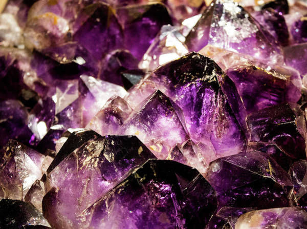 Photograph - Amethyst Dream by Susie Weaver
