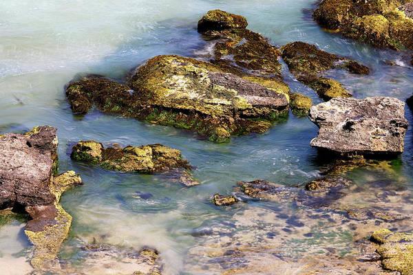 Photograph - Amongst The Rocks 2 by Nicholas Blackwell
