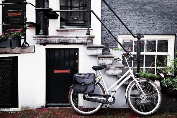 Wall Art - Photograph - Amsterdam Entrance by Andrew Soundarajan