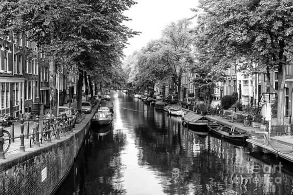 Wall Art - Photograph - Amsterdam Neighborhood by John Rizzuto