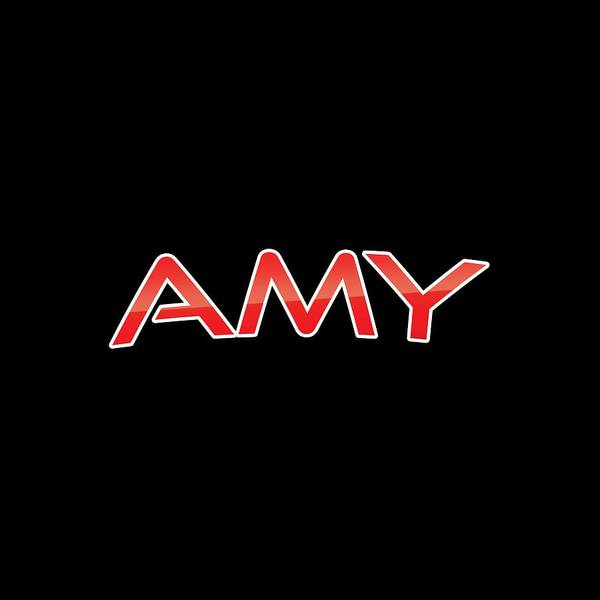 Daughter Digital Art - Amy by TintoDesigns