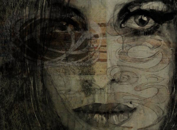 Wall Art - Painting - Amy Winehouse - Back To Black by Paul Lovering