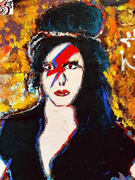 Wall Art - Photograph - Amy Winehouse by Funkpix Photo Hunter