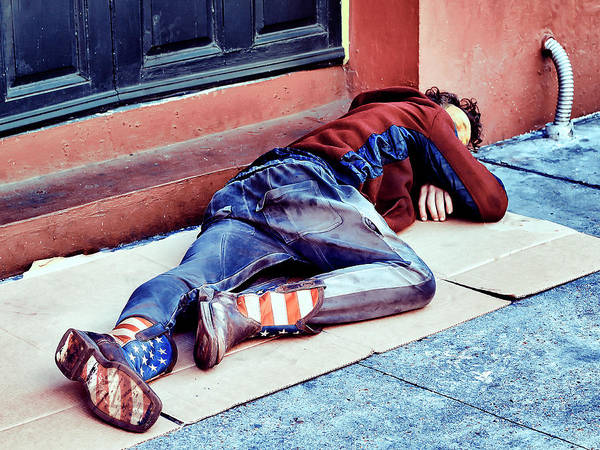 Photograph - An American Tragedy by Dominic Piperata