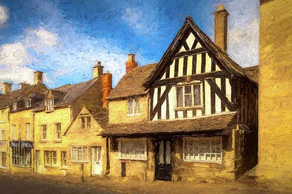Wall Art - Photograph - An Impression Of Painswick by W Chris Fooshee