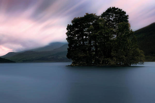 Photograph - An Isle Of Spar Sunset - Kenmore Scotland - Loch Tay by Jason Politte