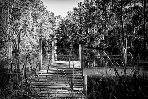 Photograph - An Old Dock by Bob Decker