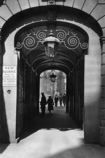Wall Art - Photograph - An Old Entrance by Kurt Hutton