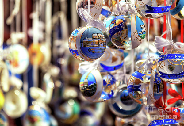Photograph - An Ornament For Christmas Vienna by John Rizzuto