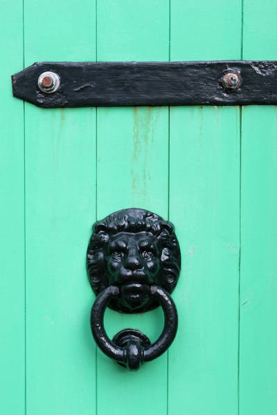 Ornate Photograph - An Ornate Door Knocker by Driendl Group