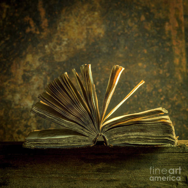 Wall Art - Photograph - Ancient Books by Bernard Jaubert