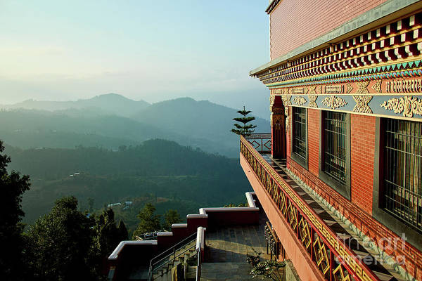 Wall Art - Photograph - Ancient Buddhist Monastery In Nepal by Raimond Klavins