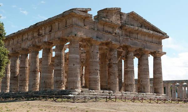 Ancient Greek Photograph - Ancient Greek Ruins by Stuart Mccall