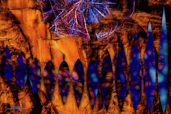 Photograph - Ancient Mystery by Mike Braun