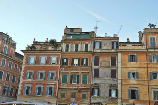 Photograph - Ancient Trastevere by JAMART Photography