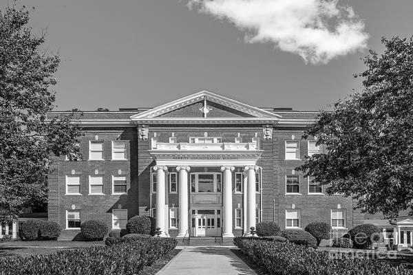 Photograph - Anderson University Merritt Hall by University Icons
