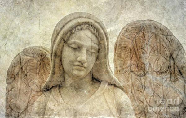 Wall Art - Digital Art - Angel Among Us by Randy Steele