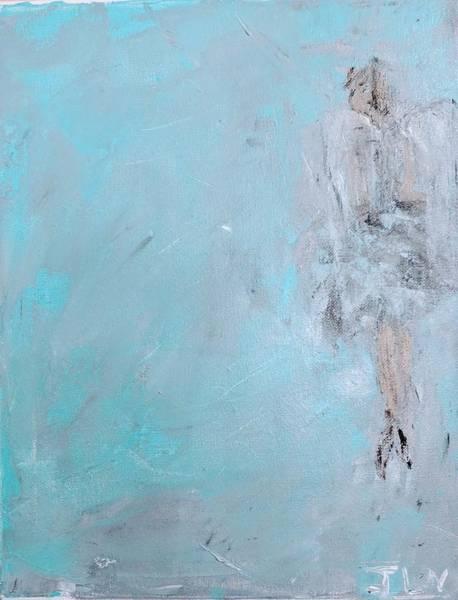 Painting - Angel Ballerina by Jennifer Nease