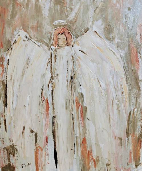 Painting - Angel From God by Jennifer Nease