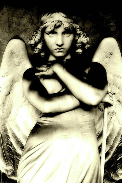 Photograph - Angel Of Night by Fabrizio Troiani