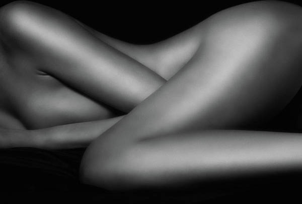 Wall Art - Photograph - Angles Of The Body by Naman Imagery