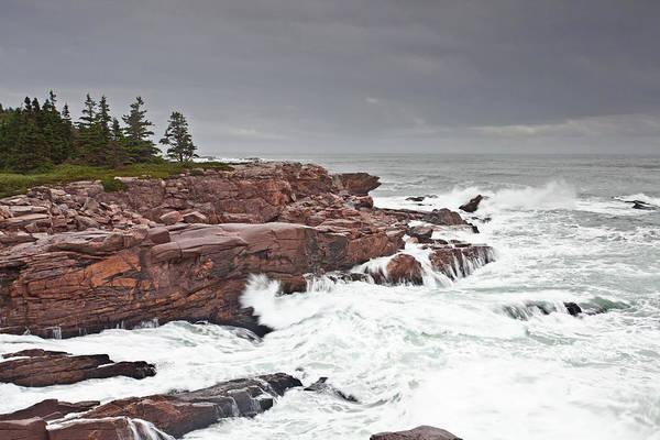 Wall Art - Photograph - Angry Sea by Imaginegolf