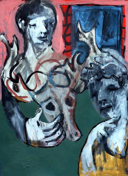 Painting - Animal Skull by Artist Dot