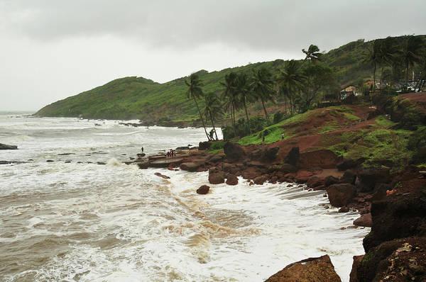 Goa Photograph - Anjuna Beach by Fameleaf Photos